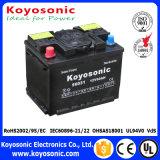Batería de coche eléctrico cargada seca de la batería auto 12V 74ah