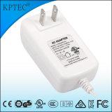 Adapter-Standardstecker Wechselstrom-25With24V/1A mit ETL Bescheinigung