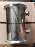 Déflegmateur de Triclamp avec l'acier inoxydable 304 de connexions de liquide refroidisseur