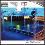 Armature maximale d'étape d'armature de toit avec Soundwings