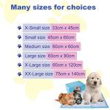 De super Absorberende Stootkussens van de Opleiding van het Puppy van het Huisdier voor Honden van Alle Leeftijden