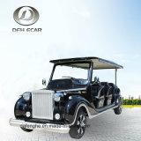 8 Seaters China Hersteller-elektrisches Automobil-Golf-Karre
