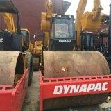 Rodillo de camino usado vibratorio de Dynapac Ca251d Constrution del compresor casi nuevo de la maquinaria