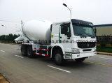 10 camion de mélangeur concret des roues HOWO avec le prix bas