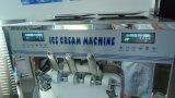 Kommerzielle weiche Eiscreme-Maschine für das Eiscreme-System