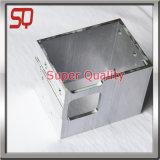 Lega di alluminio di alta precisione con i pezzi meccanici di CNC