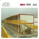 Camere prefabbricate della costruzione del contenitore modulare dell'ufficio