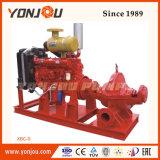 Pompe à eau normale de lutte contre l'incendie du moteur diesel Nfpa20/pompe à incendie