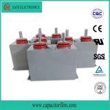 tipo condensatore dell'olio di 1200VDC 1500UF di CC di Impluse
