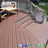 2017 scheda esterna di legno di Decking del composto WPC dei nuovi prodotti
