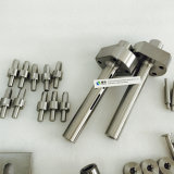 部品、刃、ナイフを機械で造ることは、精密CNCの製粉を形成する