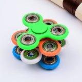 Hilandero multi de la mano del color del juguete de la persona agitada del Tri-Hilandero con 608 rodamientos