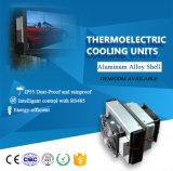 Petit climatiseur compact Peltier pour refroidissement d'armoires