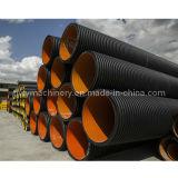 HDPEの大口径の空の壁の巻上げの管の生産ライン