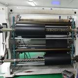 PVC noir givré rigide 0.35mm Rolls pour l'impression d'écran