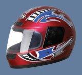 CE&DOT de Helm van de motorfiets