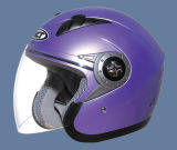 Halve Helm (202-Purple)