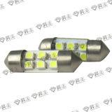 Luz 6 *1210 SMD (SF-SLED-DT10) de la placa de /License de la luz del adorno del coche LED