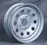 点が付いているすべてのサイズ車のトレーラーの鋼鉄空気の車輪