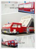 Grande trasparenza gonfiabile rossa del camion (SL-001)