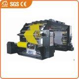 Hochgeschwindigkeitsplastikfilm-flexographische Drucken-Maschine (YTB-41600)
