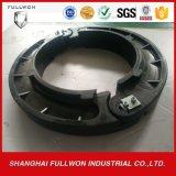 O pneu à prova de balas dos pneus funciona inserção lisa a inserção lisa funcionada para veículo blindado