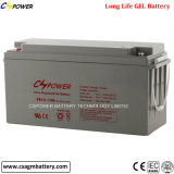 Batteria acida al piombo 12V150ah del gel del fornitore con 3 anni di garanzia