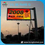 Tabellone per le affissioni esterno locativo del segno della visualizzazione di LED P10