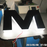 Acrylic popolare Channel Letters per The Billboard Advertizing Desplay