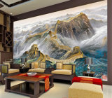 Hot Selling High Quality Waterproof Wallpaper Decoration Peinture Chinoise Mural