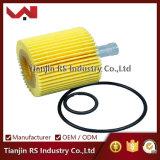 OE. 04152-31090 auto filtro de petróleo para Toyota