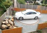 Plaque tournante électrique de stationnement de véhicule de garage