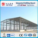 Fábrica prefabricada de la casa del bajo costo