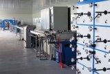 Ligne d'enduit secondaire de fibre optique ligne desserrée d'extrusion de tube