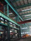 プレハブの鉄骨フレームの研修会、倉庫(SSW-150)