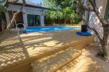 Hot Sale Outdoor Anti-Slip Low Maintenance Floorwork WPC