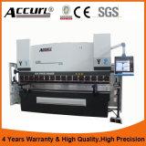 Тормоз MB8-100tx3200 давления CNC оси Accurl 6 гидровлический с системой CNC Delem Da66t увенчивая