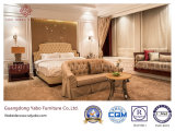 Het vijfsterren Meubilair van de Slaapkamer van de Luxe van het Hotel Moderne voor Gastvrijheid (yb-827)