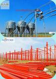 Il pollame gestisce la strumentazione della tettoia per il pollo con la costruzione 2016 del bestiame