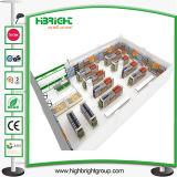 Ein stoppen Lösung für Supermarkt-Geräten-Gondel-Regal