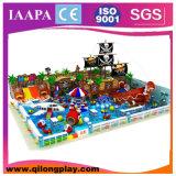 SGS&Ce probó el patio de interior de la diversión del tema del espacio (QL-045)