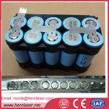 De Batterij van de hoge snelheid USB//de Elektronische Machine van het Lassen van de Laser van de Transmissie van de Vezel van Producten met het Systeem van de Terugkoppeling van de Energie