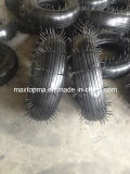 Quliaty Wheel Barrow Tire/Wheelbarrow Tyre con Reach y PAHs Certificate (3.50-8, 4.00-8)