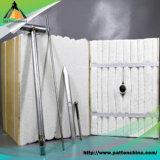 Moduli a temperatura elevata della fibra di ceramica dell'isolamento termico