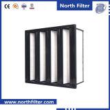 La eficiencia del filtro mediano ABS Aire