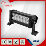 "7.5 "" 36W Truck 또는 Pick up/Offroad LED Light Bar"