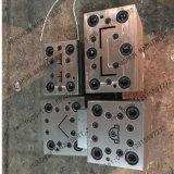 Belüftung-Profil-nachgemachte Jade, die Maschine für Winkel-Raupe herstellt