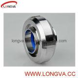 Unión sanitaria del acero inoxidable 304/316L (SMS, estruendo, 3A, ISO, CA)