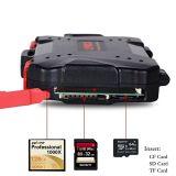 Читатель карты памяти карточки Removal+ SD/SDHC/Sdxc держателя +SIM переносной сумки карты памяти ABS для карточки CF/SD/TF, Android франтовского телефона, Анти--Shockwaterproofstorage случая