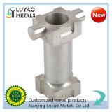 5-Ось подвергая механической обработке с нержавеющей сталью